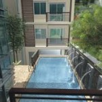 For Sale The Aree Condominium  115 sq.m.2 Bedrooms 2 bathrooms,115 sq.m, 7th.floor, east. including one fixed car parking space.