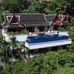 Villa for sale in Phuket.