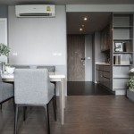 For rent: A space id Asoke-Ratchada Brand new + Fully furnished condominium