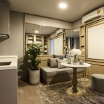 For rent A space id Asoke-Ratchada fully furnished