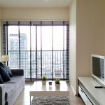 Condo For Rent fully furnished Noble Remix 36
