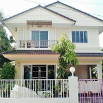 Detached Single House on Sales by Owner @ Silvalee Suwannabhumi Village 091-861-1831